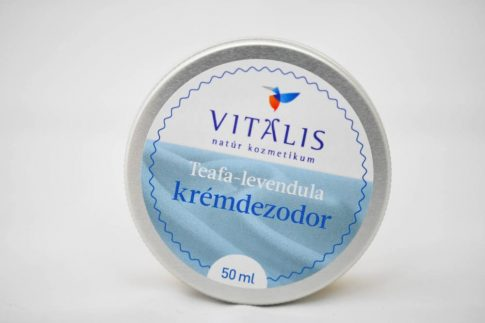 Alumínium mentes dezodor - Teafa, Levendula