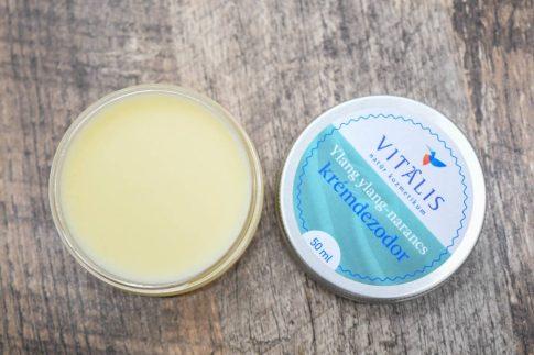 Alumínium mentes dezodor - Ylang Ylang-Narancs