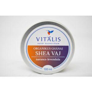 Shea vaj - Narancs, Levendula
