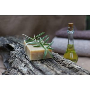 Fekete natúr szappan - Gyógyászati kátrány (Ichtyol)
