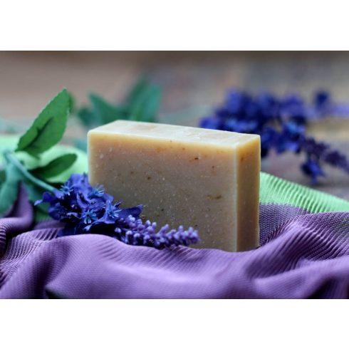 Levendula kézműves szappan